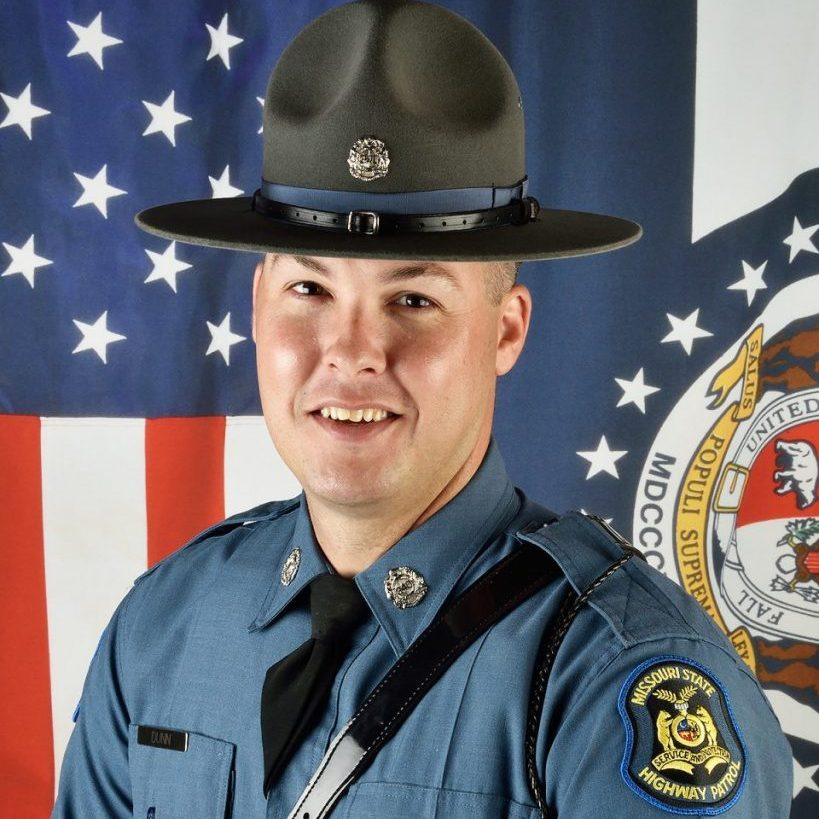 Justin Dunn was assigned duties as Troop B public information and education officer on Dec. 27. Dunn succeeded recently promoted Lieutenant Eric Brown.