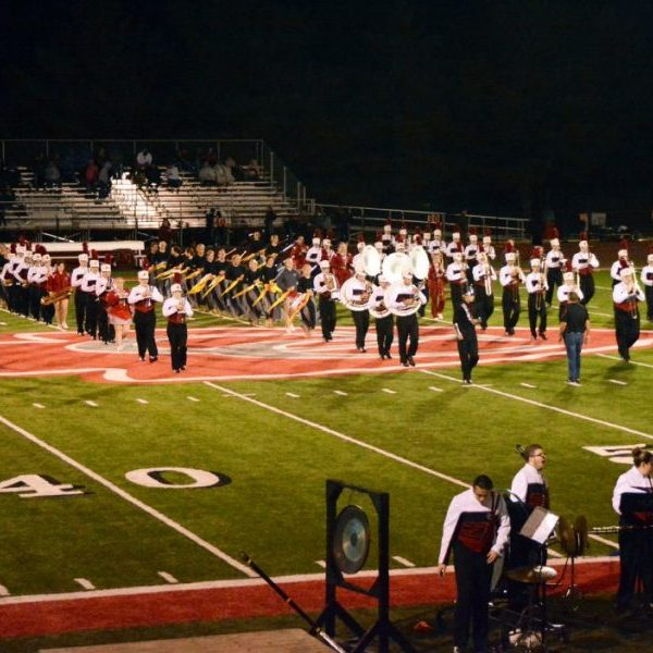 """The Clark County Marching Indians will perform their 2021 Field Show, """"Rewrite The Stars"""" at the Parade of Champions competition on Saturday, October 9."""