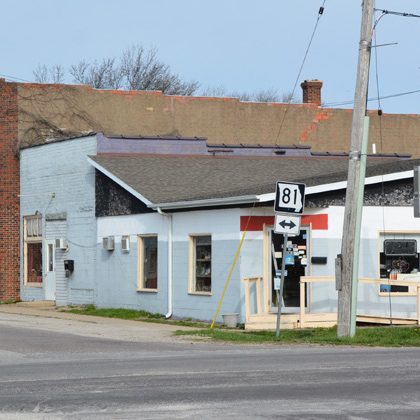 The City of Kahoka has been awarded another sidewalk grant. This project will bring new sidewalk on the north side of the 100 block of West Main, and east side of the 100 block of North Johnson, as well as improve drainage in the area.
